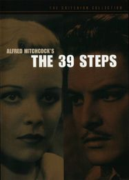 The 39 Steps [1935] [Criterion] (DVD)