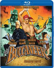The Buccaneer [1958] (BLU)