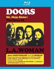The Doors: Mr. Mojo Risin' - The Story of L.A. Woman (BLU)