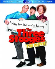 The Three Stooges: The Movie [2012] (BLU)