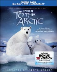 Imax: To the Arctic 3D (BLU)