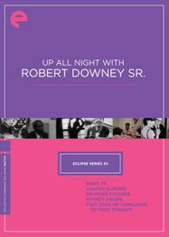 Up All Night with Robert Downey Sr. [1964/75] [Criterion] (DVD)
