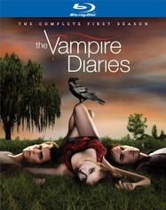 The Vampire Diaries: The Complete First Season (BLU)