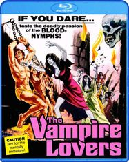 The Vampire Lovers [1970] (BLU)