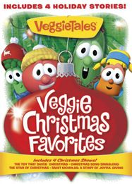 VeggieTales: Veggie Christmas Favorites (DVD)