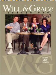 Will & Grace: Season One (DVD)
