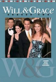 Will & Grace: Season Two (DVD)