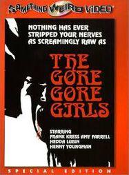 The Gore Gore Girls 1972 Dvd Amoeba Music