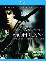 The Last of the Mohicans (BLU)