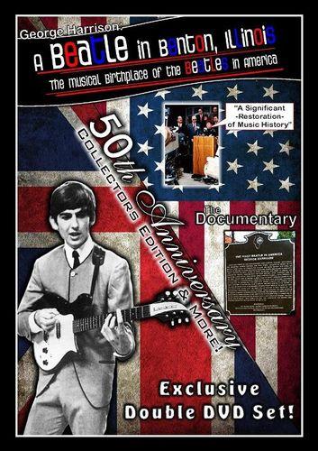"""The Beatles Polska: Premiera rozszerzonego wydania filmu """"George Harrison: A Beatle in Benton, Illinois"""" o wizycie George"""