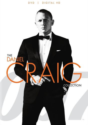 007: The Daniel Craig Collection (DVD) - Amoeba Music