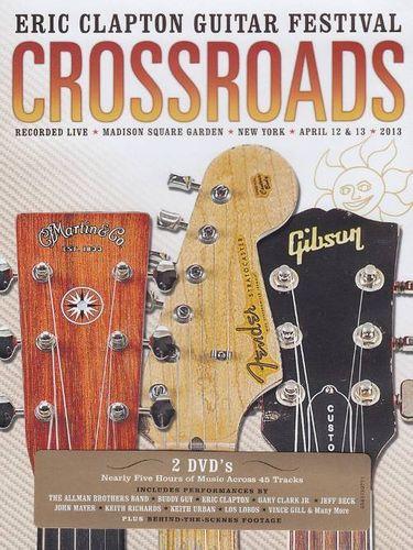 Eric Clapton Crossroad Guitar Festival 2013 : crossroads eric clapton guitar festival 2013 dvd amoeba music ~ Hamham.info Haus und Dekorationen