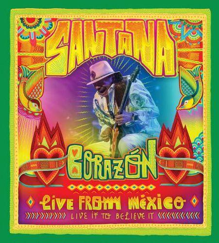 Santana: Cor... Santana Movie