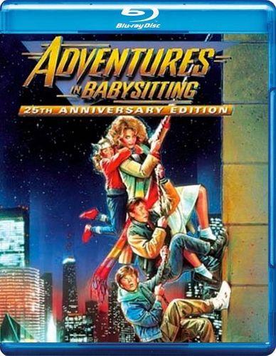 Adventures In Babysitting Blu Ray Amoeba Music