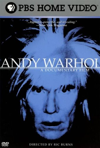 Andy Warhol: A Documentary Film (DVD) - Amoeba Music