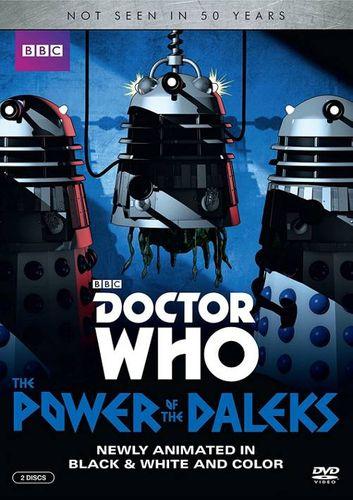 Doctor Who The Power Of The Daleks Dvd Amoeba Music