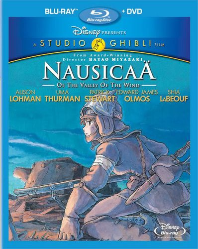 Nausicaa Of The Valley Of The Wind Blu Ray Amoeba Music