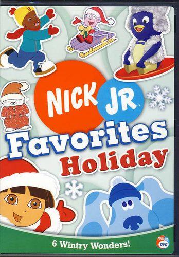 nick jr favorites holiday dvd amoeba music