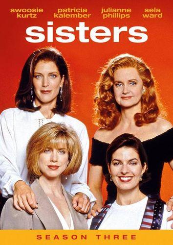 Sisters Season Three Dvd Amoeba Music