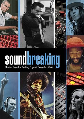 soundbreaking stories from the cutting edge of recorded