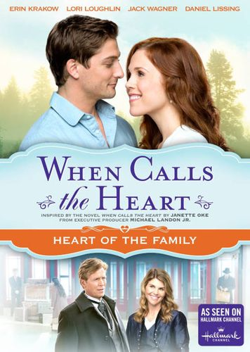When calls the heart heart of the family dvd amoeba music for When calls the heart season 5 release date