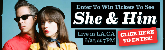 she and him contest