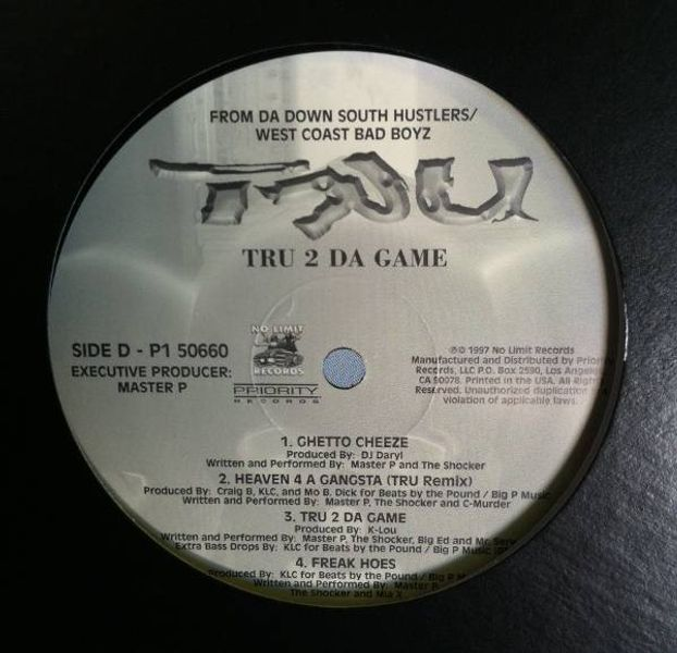 tru 2 da game free album download