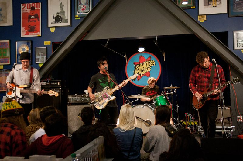 fidlar amoeba hollywood