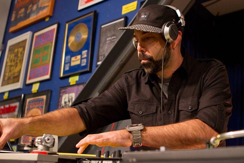 DJ Nu-Mark Amoeba