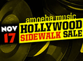 Sidewalk Sale at Amoeba Hollywood Saturday, November 17th