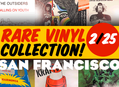 Unique LP Collection at Amoeba San Francisco 2/25