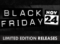 Indie Exclusive Black Friday Releases