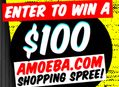 Win A $100 Shopping Spree at Amoeba.com!