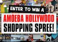 Win A $100 Amoeba Hollywood Shopping Spree!