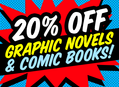 Graphic Novels & Comics Sale June 19