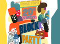 Noise Pop 20th Street Block Party in SF 8/19