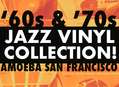 Large Jazz LP Collection On Sale at Amoeba San Francisco Saturday, April 1