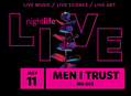 NightLife Live in San Francisco July 11