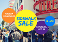 Sidewalk Sale at Amoeba Hollywood October 20