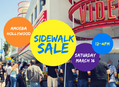 Sidewalk Sale at Amoeba Hollywood 3/16