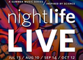 NightLife Live in San Francisco September 14