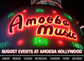 August Events in Hollywood