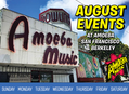 August 2019 Events at Amoeba Berkeley & San Francisco