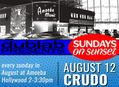 Dublab Sundays on Sunset w/ Jay (Crudo) at Amoeba Hollywood August 12th