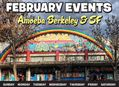 February Events in the Bay Area