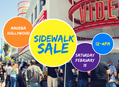 Sidewalk Sale at Amoeba Hollywood 2/15