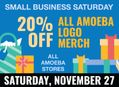 Shop Small & Save at Our Stores on Small Business Saturday November 30th