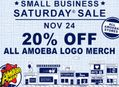 Shop Small & Save at Our Stores on Small Business Saturday Nov 24