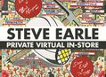 Steve Earle Private Online Performance