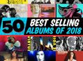 The 50 Best Selling Albums of The Year at Amoeba Music